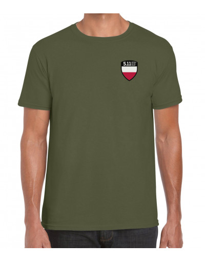 T-shirt 5.11 SHIELD TEE POLAND 41268